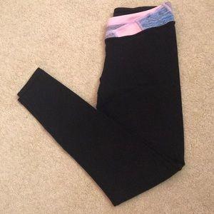 Ivivva Leggings Quilt Waistband